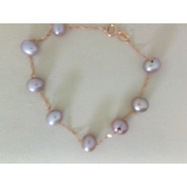 Pearl Bracelet Ross Elliott Jewelers Terre Haute, IN