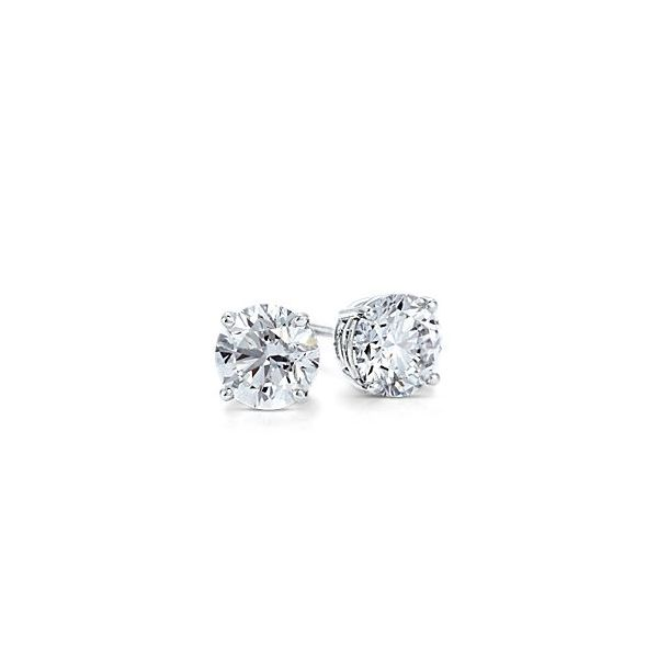 Diamond Earrings Rummeles Jewelers Manitowoc, WI