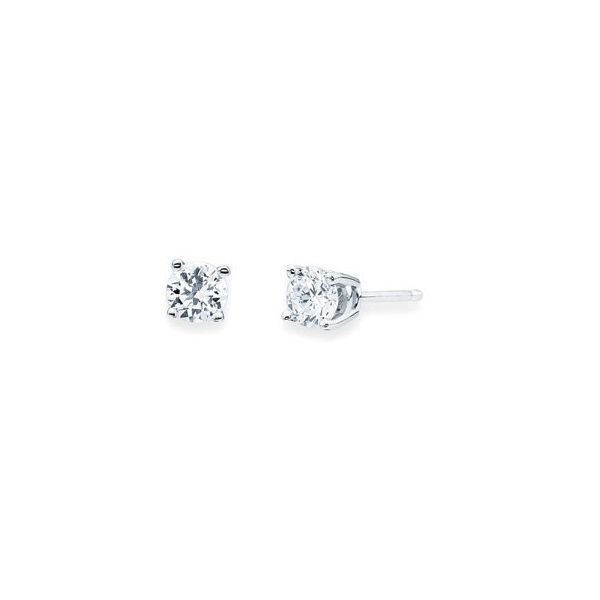 Diamond Studs Sam Dial Jewelers Pullman, WA