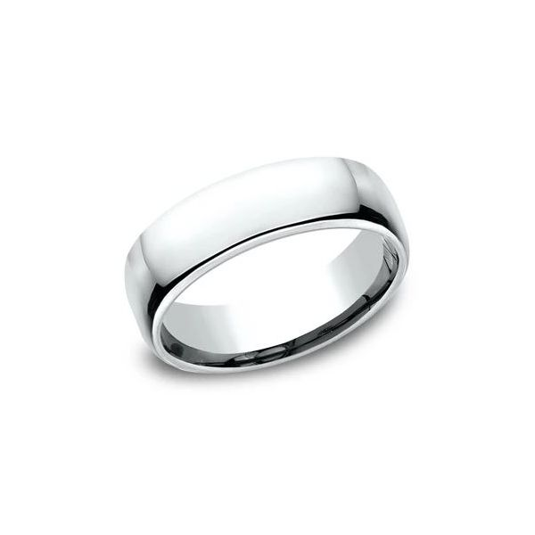 White Gold Wedding Band.White Gold Wedding Band