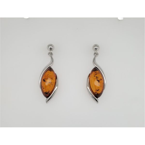 Amber Earrings Sam Dial Jewelers Pullman, WA