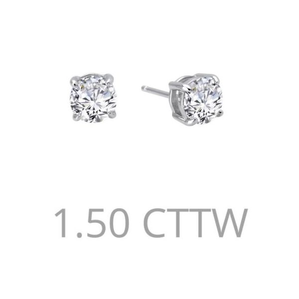 1.50 CARAT SIMULATED DIAMOND STUDS Sam Dial Jewelers Pullman, WA