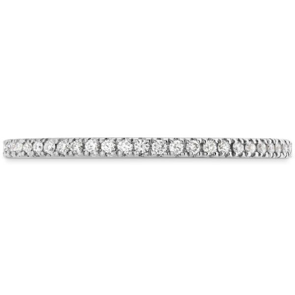 18kt White Gold Round Diamond Eternity Ring By Hearts On Fire Sanders Diamond Jewelers Pasadena, MD