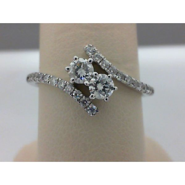 14Kt White Gold 0.49Ctw Diamond