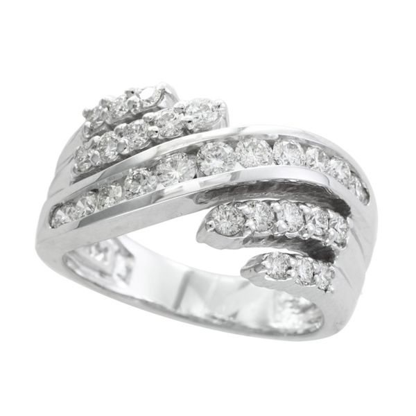 14kt White Gold Diamond Fashion Ring By Effy Sanders Diamond Jewelers Pasadena, MD