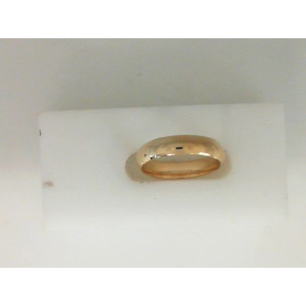 14Kt Yellow Gold  Lite Comfort Fit Band Sanders Diamond Jewelers Pasadena, MD