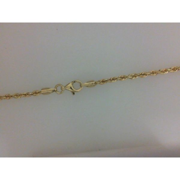 14Kt Yellow Gold 18