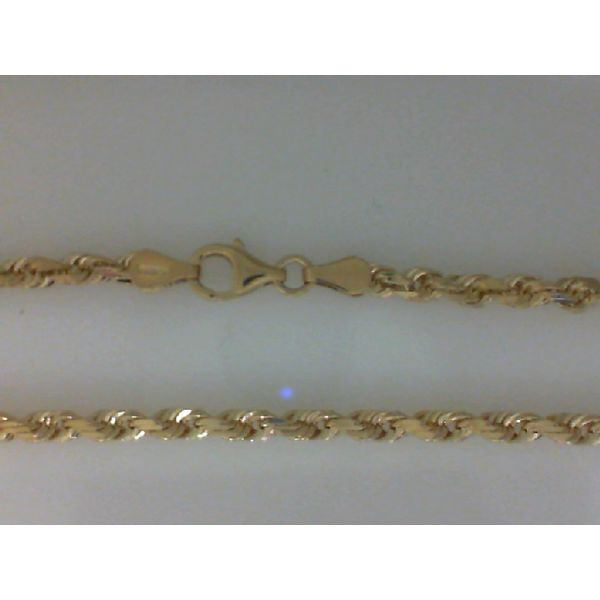 10Kt Yellow Gold  22