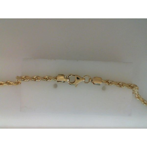 14Kt Yellow Gold 24