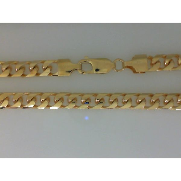 14Kt Yellow Gold  8.5