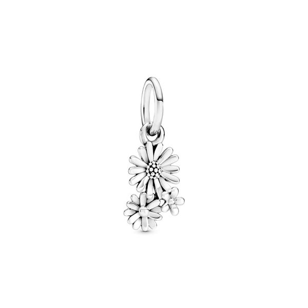Pandora Daisy sterling silver dangle Sanders Diamond Jewelers Pasadena, MD