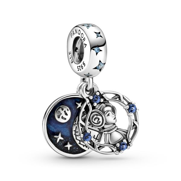 Pandora Star Wars Leia Organa sterling silver dangle Sanders Diamond Jewelers Pasadena, MD