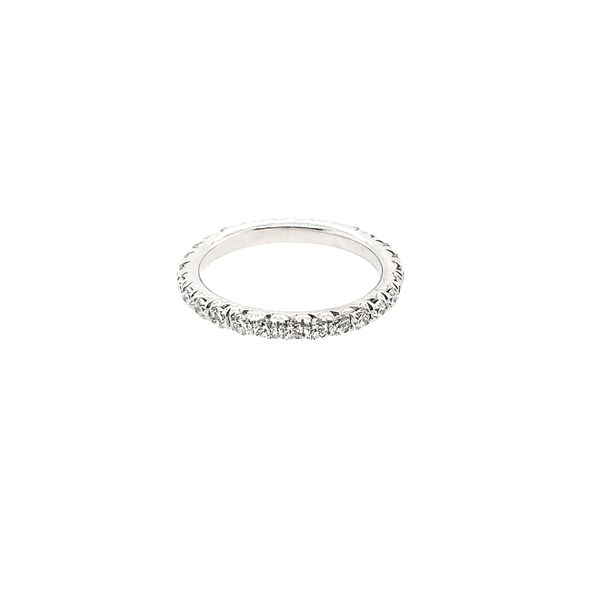 Diamond Eternity Band Saxon's Fine Jewelers Bend, OR