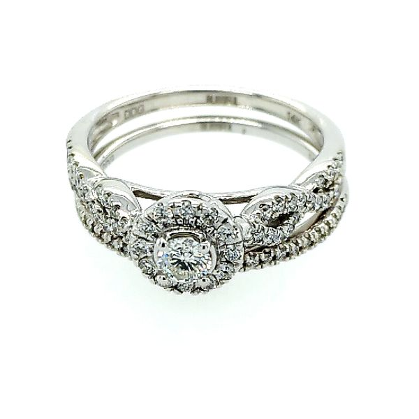 Wedding Set Saxon's Fine Jewelers Bend, OR