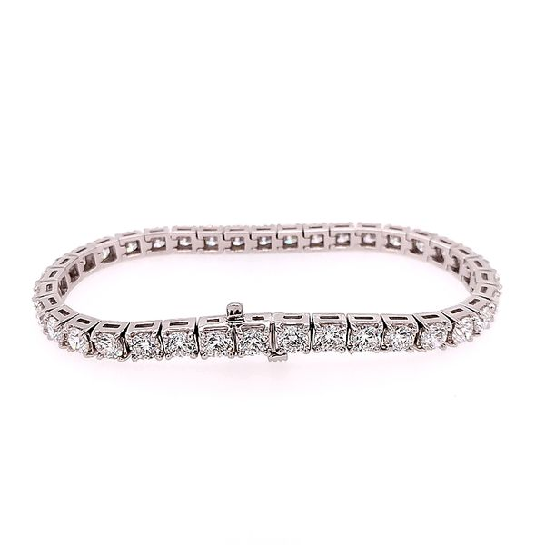 Diamond Tennis Bracelet Saxon's Fine Jewelers Bend, OR