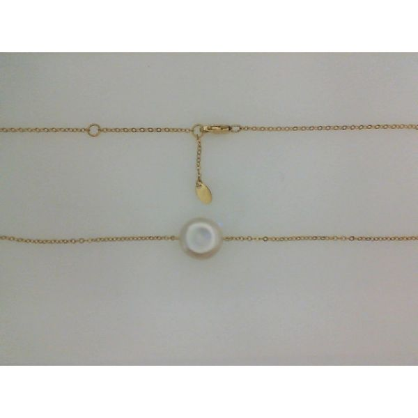 Pearl Coin Necklace Saxons Fine Jewelers Bend, OR