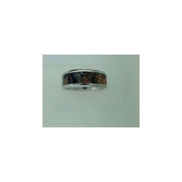 Cobalt Chrome Wedding Band Saxon's Fine Jewelers Bend, OR