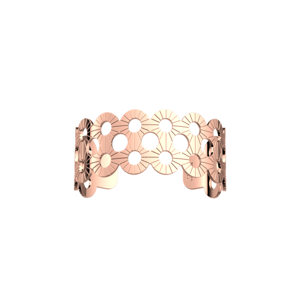 Rose Gold Finish 25mm Cuff Bracelet Seita Jewelers Tarentum, PA