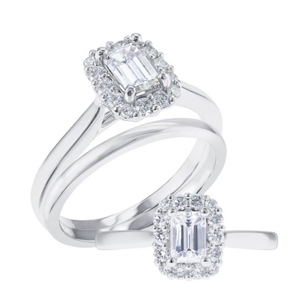Diamond Engagement Ring Selman's Jewelers-Gemologist McComb, MS
