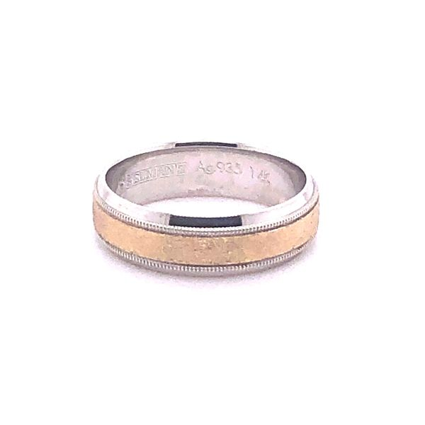 Men's Wedding Band Selman's Jewelers-Gemologist McComb, MS