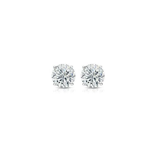 Diamond Earrings Selman's Jewelers-Gemologist McComb, MS
