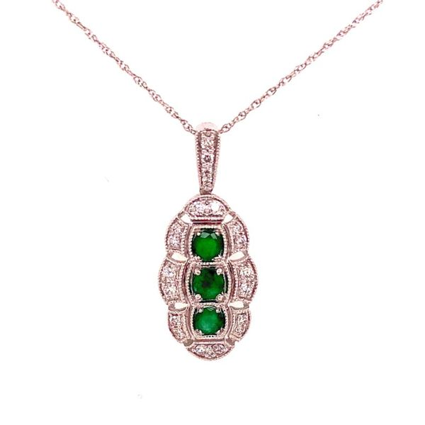 Gemstone Necklace Selman's Jewelers-Gemologist McComb, MS