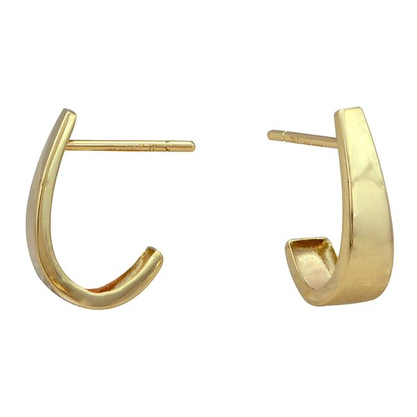Gold Earrings Selman's Jewelers-Gemologist McComb, MS