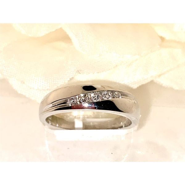 Wedding Band Nick T. Arnold Jewelers Owensboro, KY