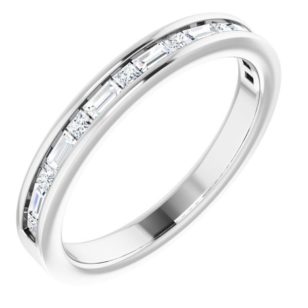 Wedding Band Image 2 Nick T. Arnold Jewelers Owensboro, KY
