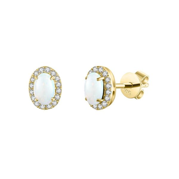 Earrings Nick T. Arnold Jewelers Owensboro, KY