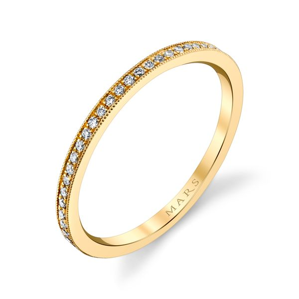Diamond Band Simones Jewelry, LLC Shrewsbury, NJ