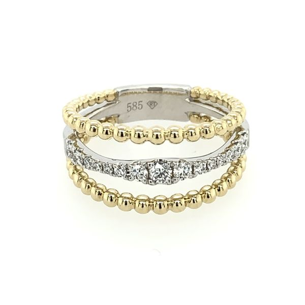 Gold and Diamond Ring Simone's Jewelry, LLC ,