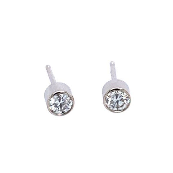 Diamond Studs Simones Jewelry, LLC Shrewsbury, NJ