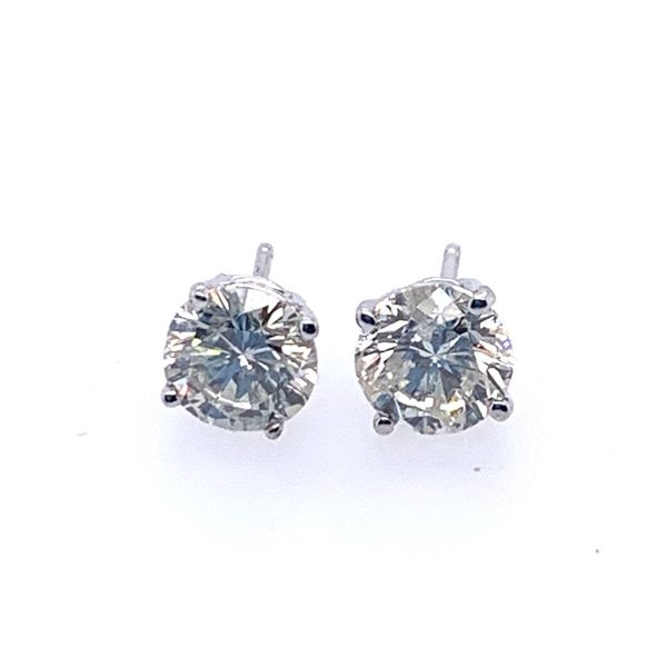 Diamond Earrings Simones Jewelry, LLC Shrewsbury, NJ