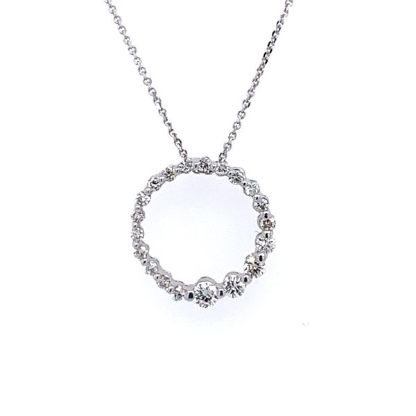 Diamond Necklaces Simones Jewelry, LLC Shrewsbury, NJ