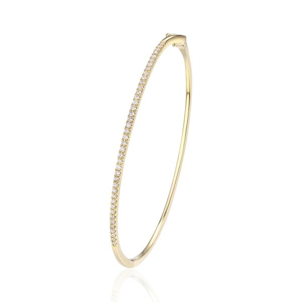 Diamond Bangle Simones Jewelry, LLC Shrewsbury, NJ