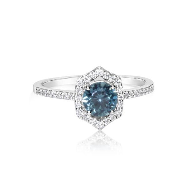 Montana Sapphire Ring Simones Jewelry, LLC Shrewsbury, NJ