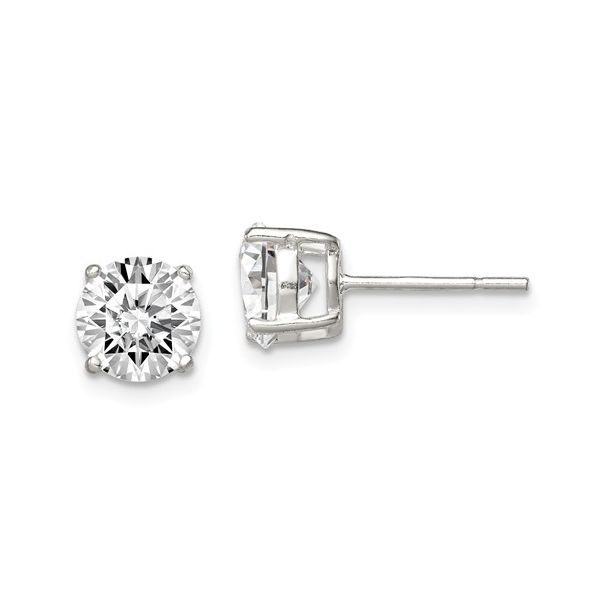 Cubic Zirconia Earrings Simones Jewelry, LLC Shrewsbury, NJ