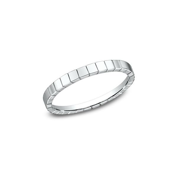 14K White Gold Band Simones Jewelry, LLC Shrewsbury, NJ