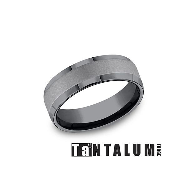 Tantalum Band Simones Jewelry, LLC Shrewsbury, NJ