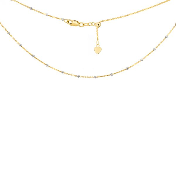 Gold Choker Chain Simones Jewelry, LLC Shrewsbury, NJ
