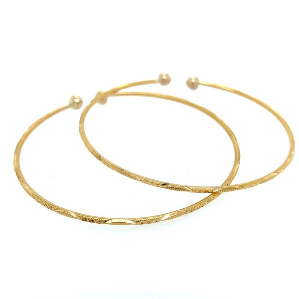 Cuff Bangle Simones Jewelry, LLC Shrewsbury, NJ