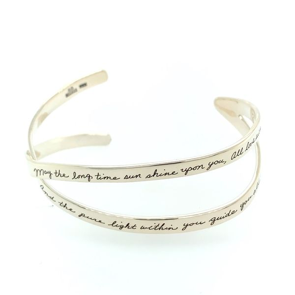 Sterling Sliver Bangle Simones Jewelry, LLC Shrewsbury, NJ