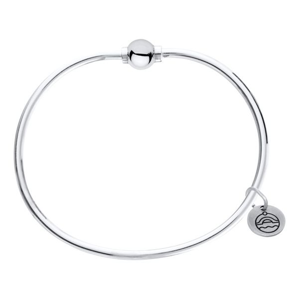 Sterling Silver Bangle Bracelet Simones Jewelry, LLC Shrewsbury, NJ