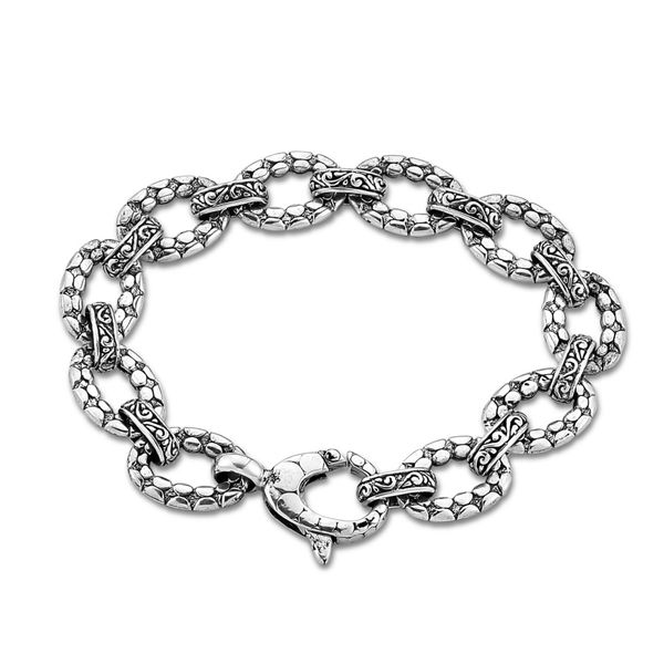 Sterling Silver Bracelet Simones Jewelry, LLC Shrewsbury, NJ