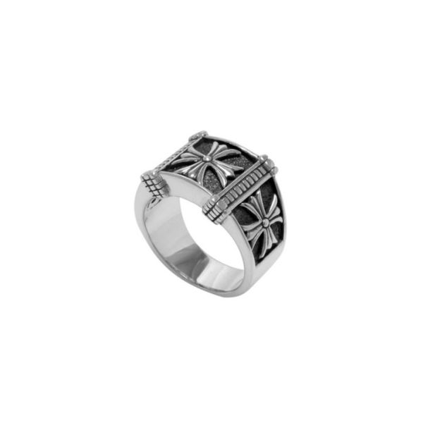 Sterling Silver Ring Simones Jewelry, LLC Shrewsbury, NJ