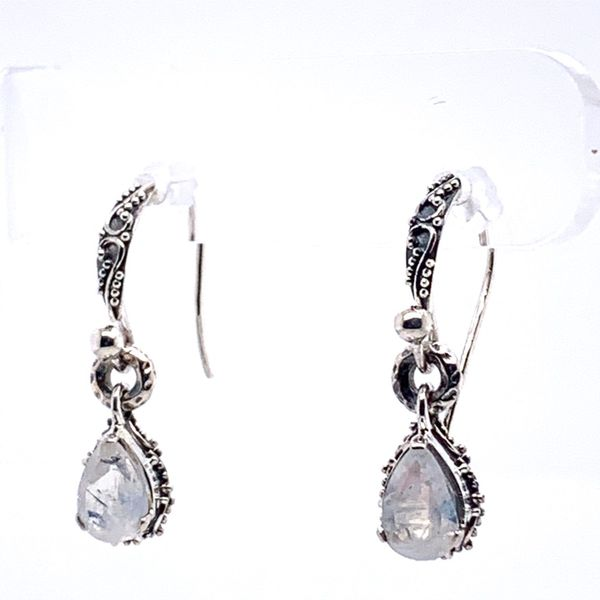 Sterling Silver Earrings Image 2 Simones Jewelry, LLC Shrewsbury, NJ