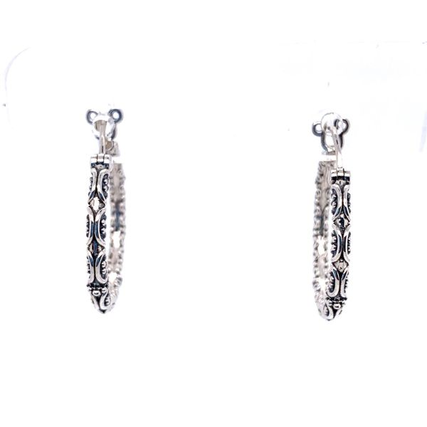Sterling Silver Earrings Simone's Jewelry, LLC ,