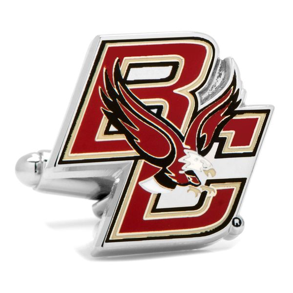 Boston College Cufflinks Simones Jewelry, LLC ,