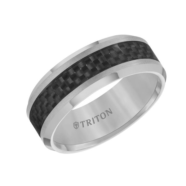 Triton Gent's Wedding Band S. Lennon & Co Jewelers New Hartford, NY